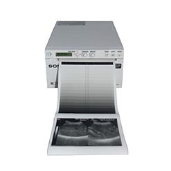 Papel de impresora de video térmico de ultrasonido